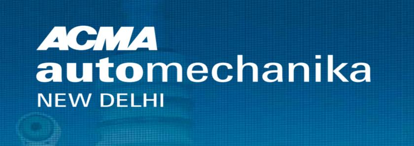 ACMA Automechanika New Delhi 2017(India)